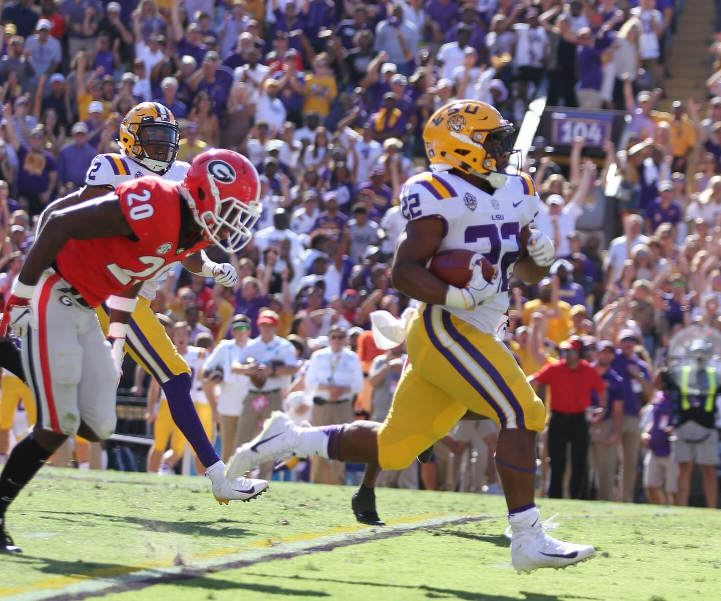 #1 LSU Getting 92% of Betting Handle vs Ole Miss at BookMaker.eu