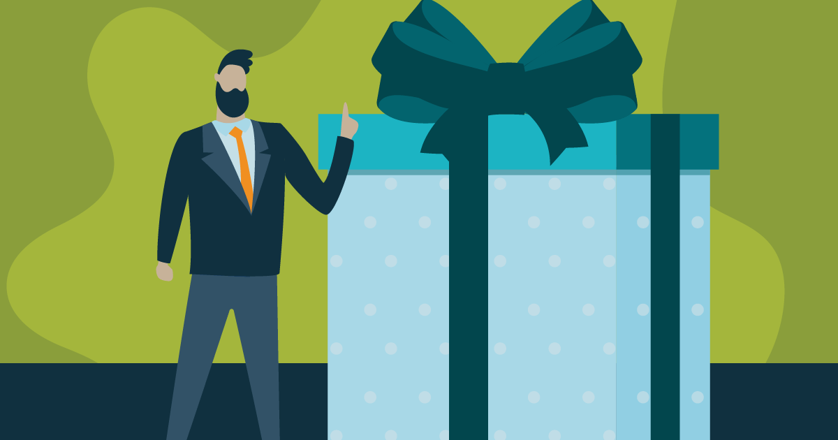 The ethics of workplace gift giving