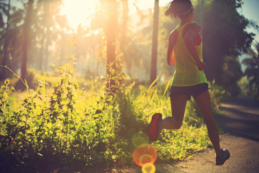 7 Health Benefits of Running