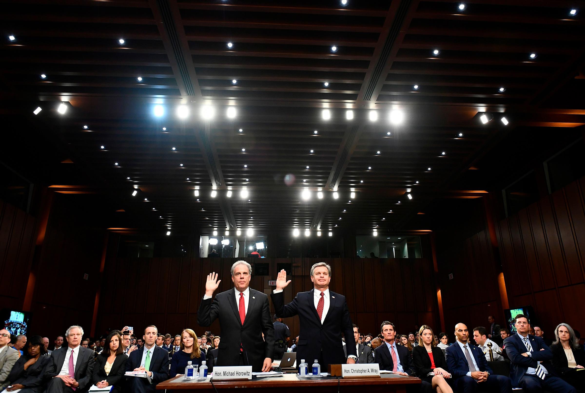 The Inspector General's FBI Report Should Disturb Republicans and Democrats Alike