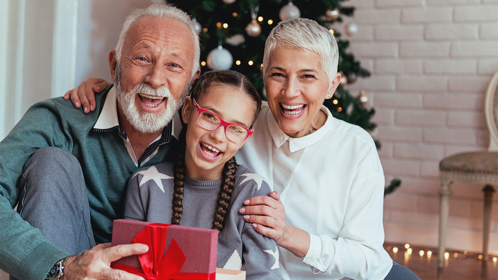 Celebrate Christmas With Your Grandkids