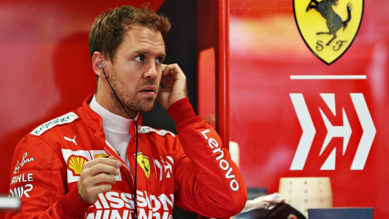 Ferrari to assess 'performance and motivation' of Sebastian Vettel next season