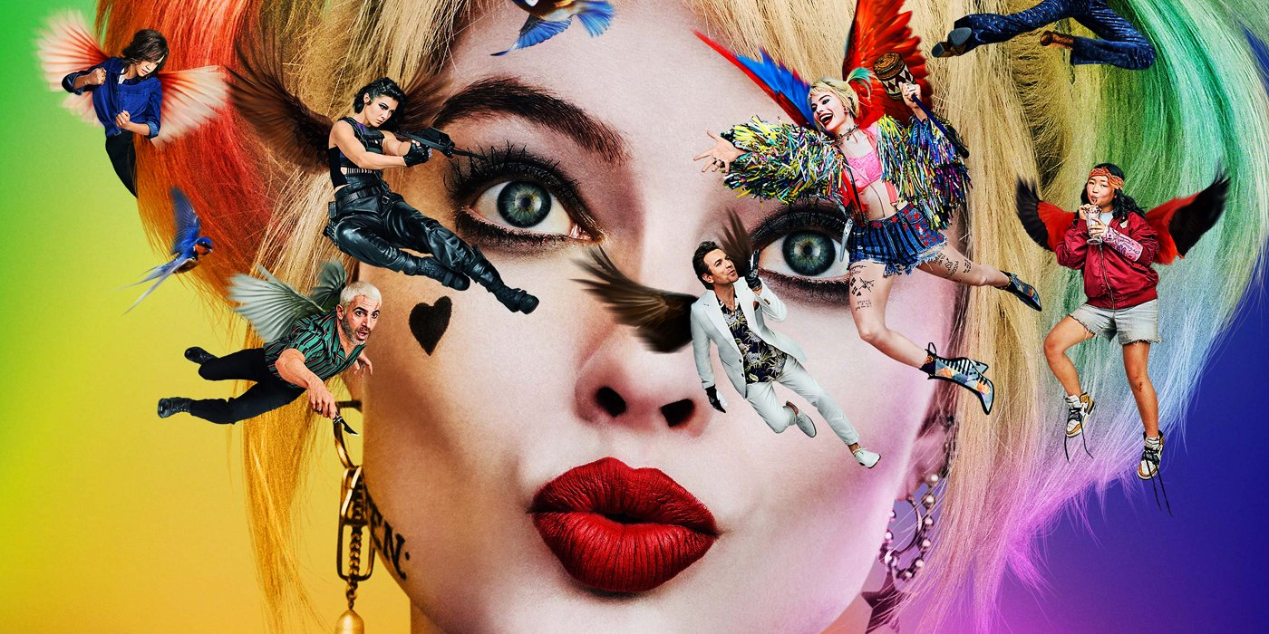 BIRDS OF PREY Interview With Star Margot Robbie | Screen Rant