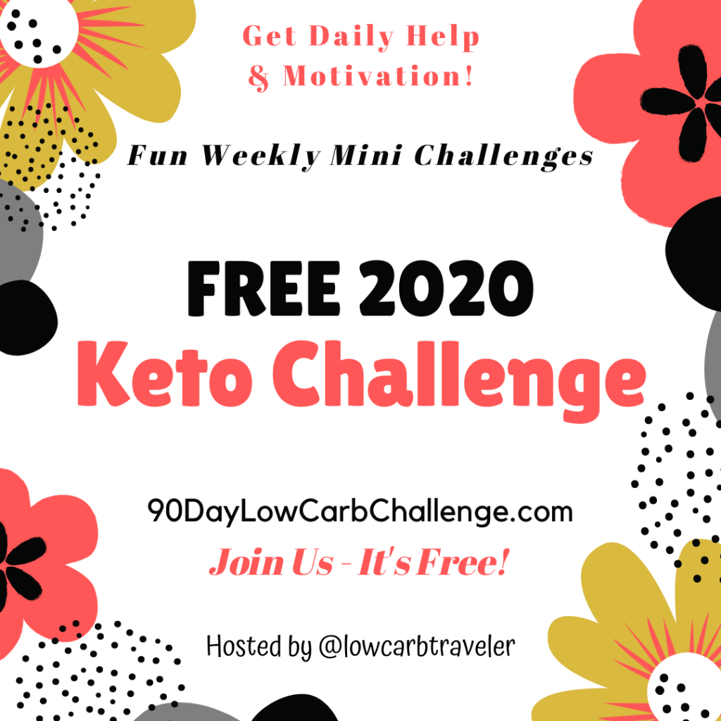 2020 Keto Challenge Kickoff! Start Here…
