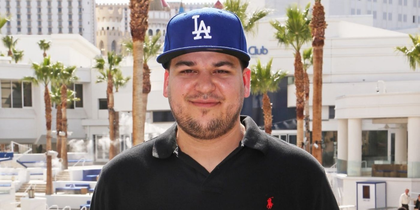 Rob Kardashian Wants to Attend Weight Loss Camp | Screen Rant