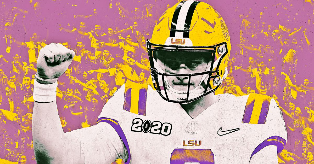 LSU Is the National Champion and Joe Burrow Has Achieved College Football Immortality