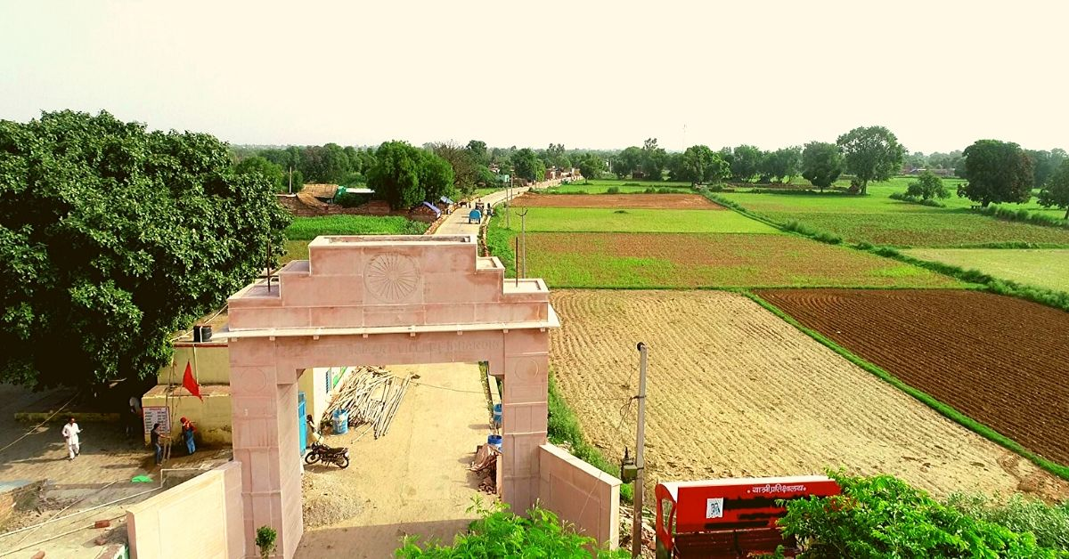 Deep in Chambal Lies Rajasthan's 1st Smart Village. Here is its Incredible Story
