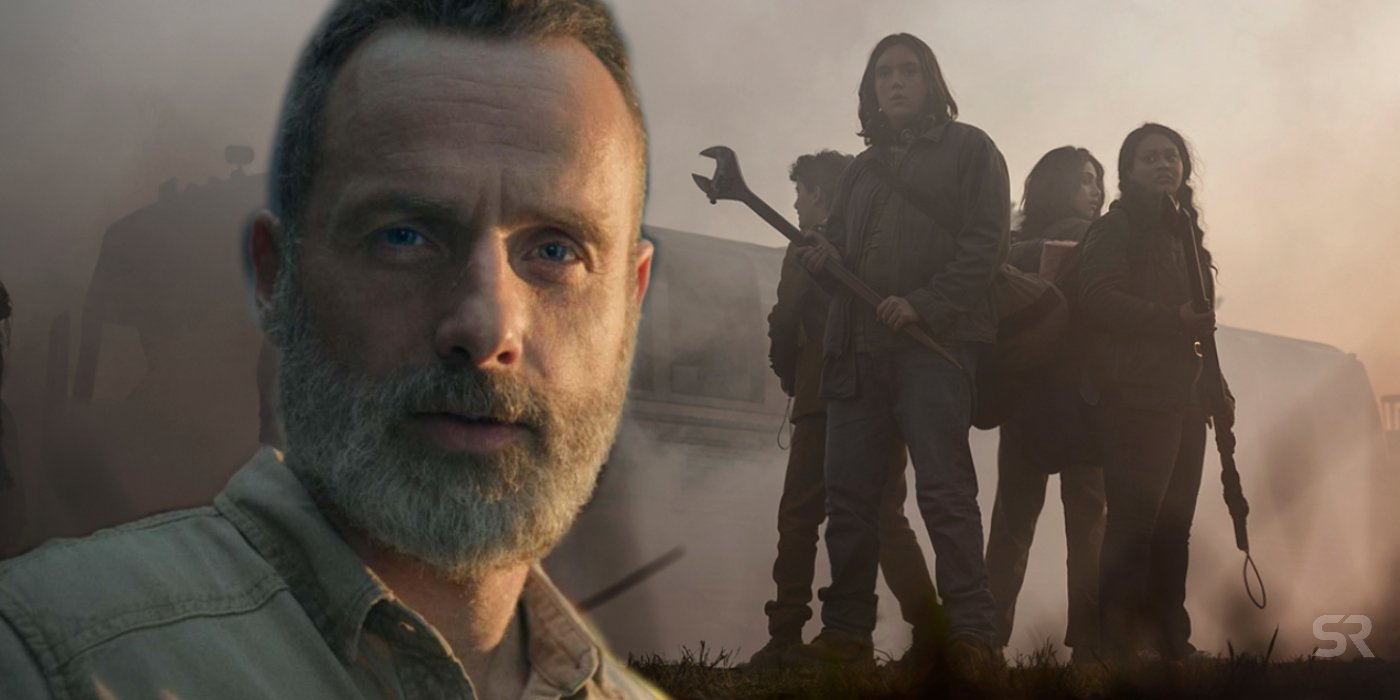 Walking Dead's New Show Being 2 Seasons Is Good For Rick Grimes' Movies