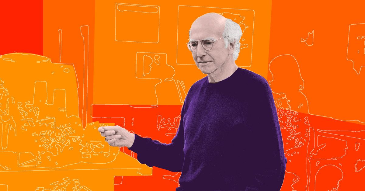 The Return of Peak 'Curb' Proves Larry David Will Never Run Out of Ideas