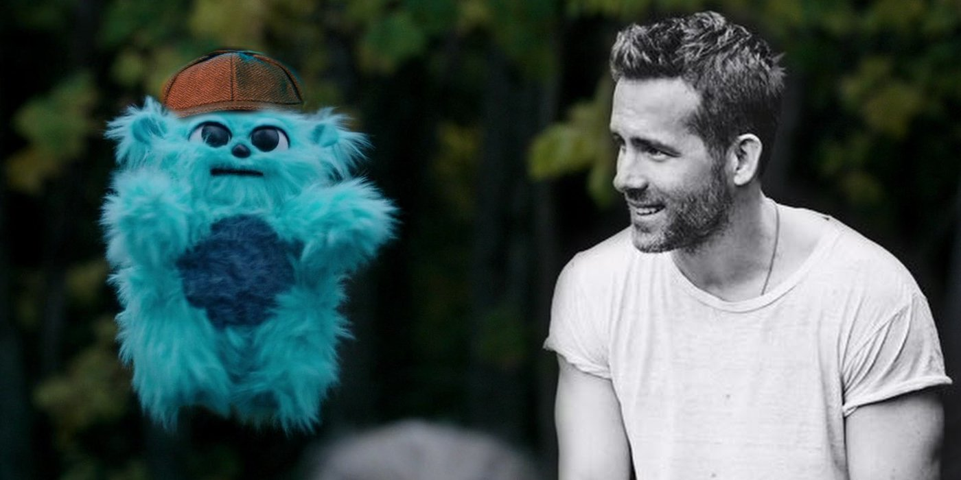 Ryan Reynolds Plays Detective Beebo In The Arrowverse