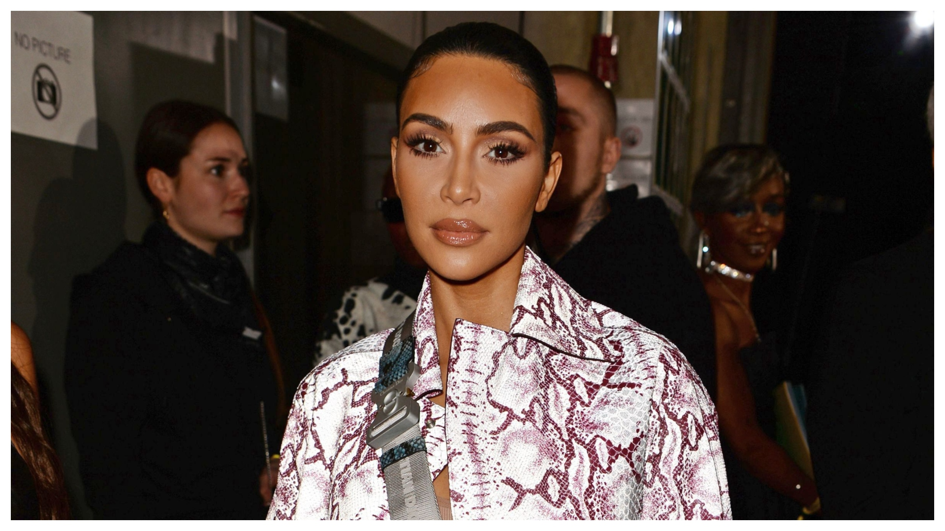 "Kim Kardashian West Tells Her Kids ""Every Time I Have a Prison Visit"""