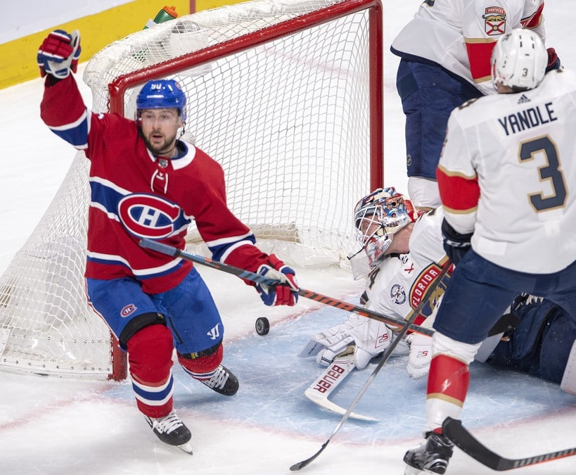 Should the Montreal Canadiens Trade Tomas Tatar?