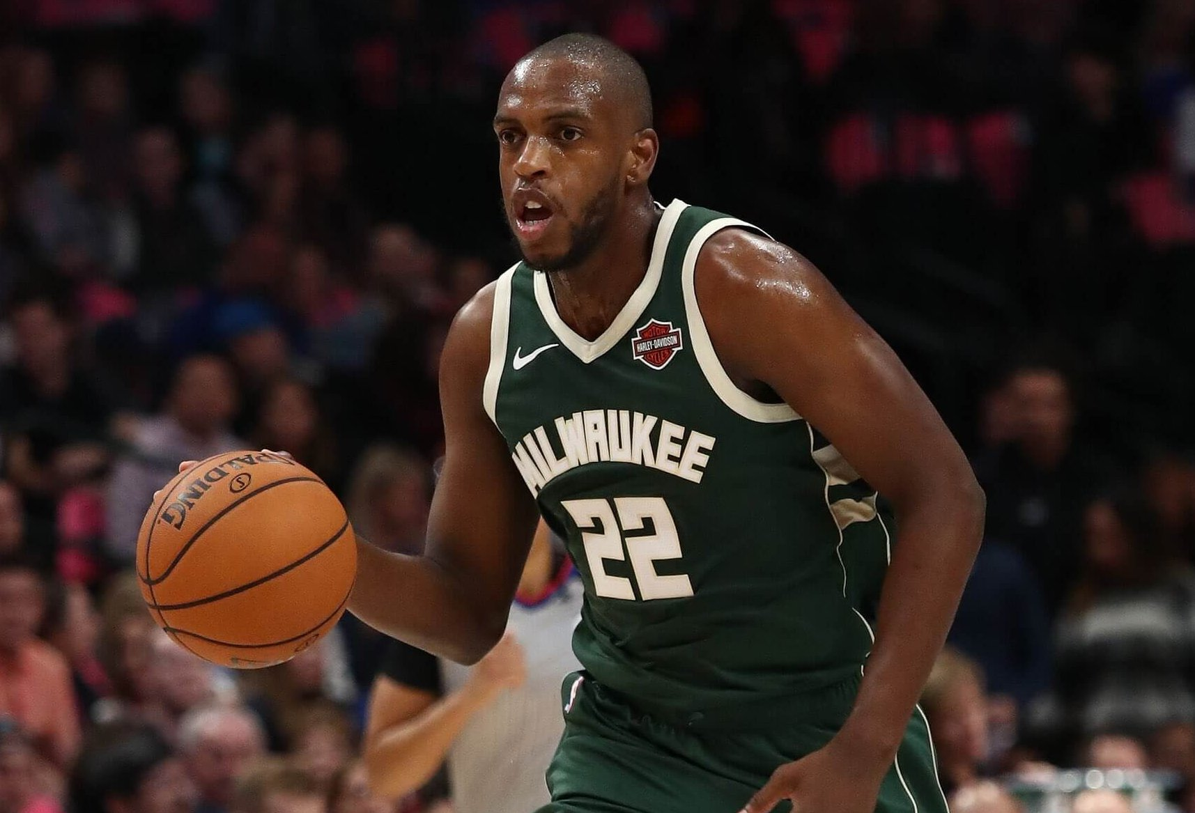 With Derrick Rose Out, Khris Middleton Is the Presumptive Skills Competition Favorite; Domantis Sabonis Favored Big Man at +500