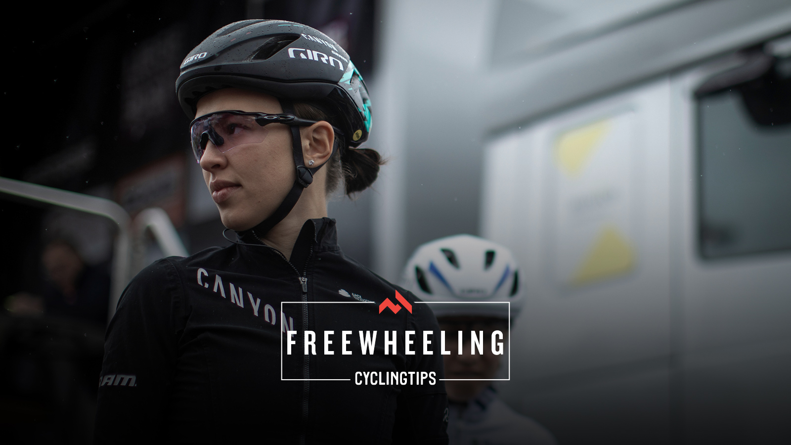 Freewheeling Podcast: One of the ladies