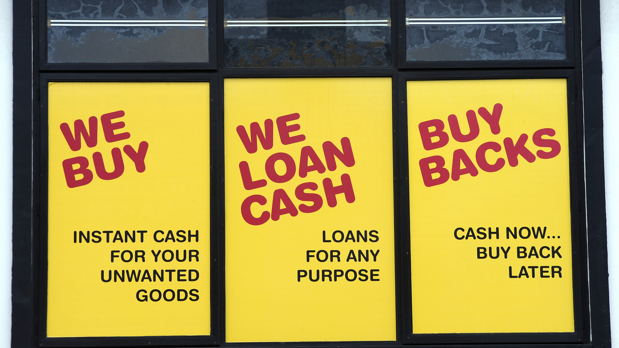 Trump to Payday Lenders: Let's Rip America Off Again