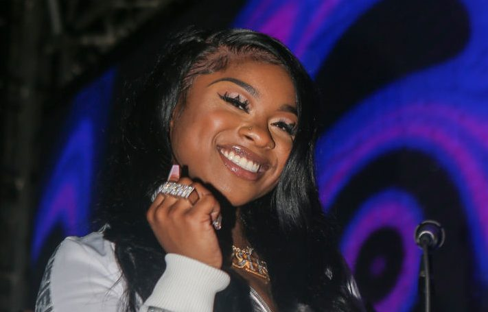 Slimmy Trimmy: Reginae's Been Keeping Her Carter Cakes Tight With THESE Workouts