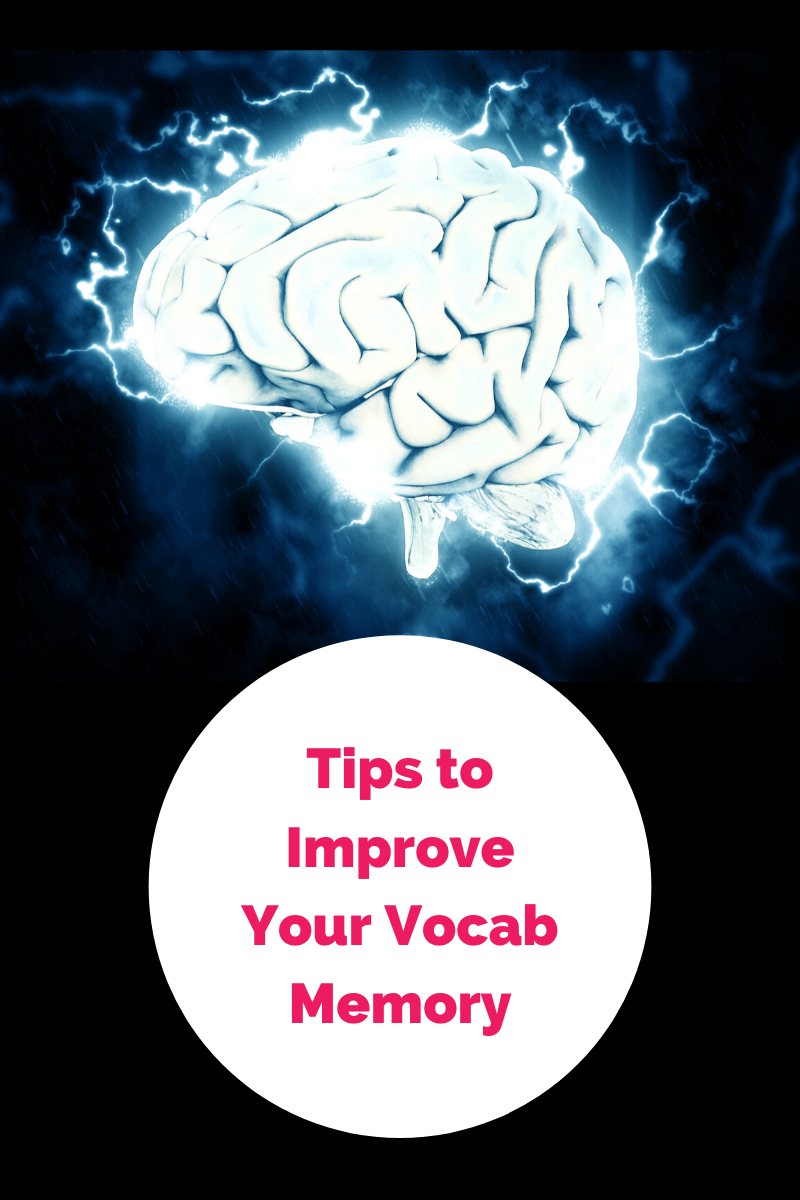 Tips to Improve Your Vocab Memory