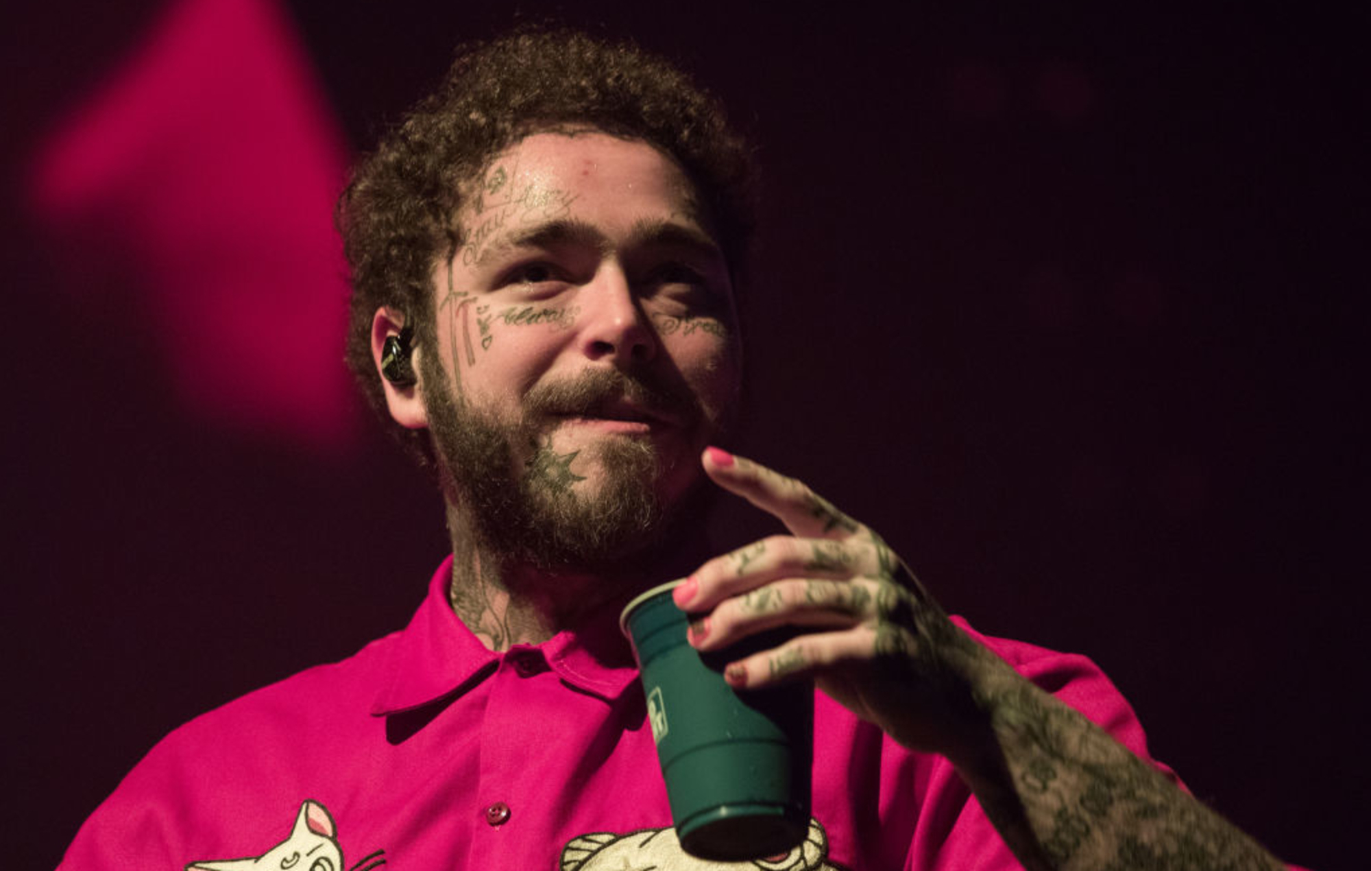 Post Malone gives fans update on his next album
