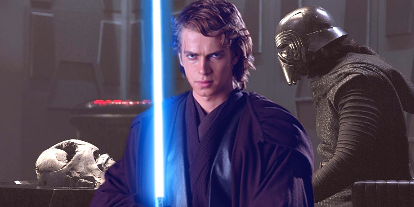 Star Wars: Disney's Sequel Trilogy Never Even Used Anakin Skywalker's Name