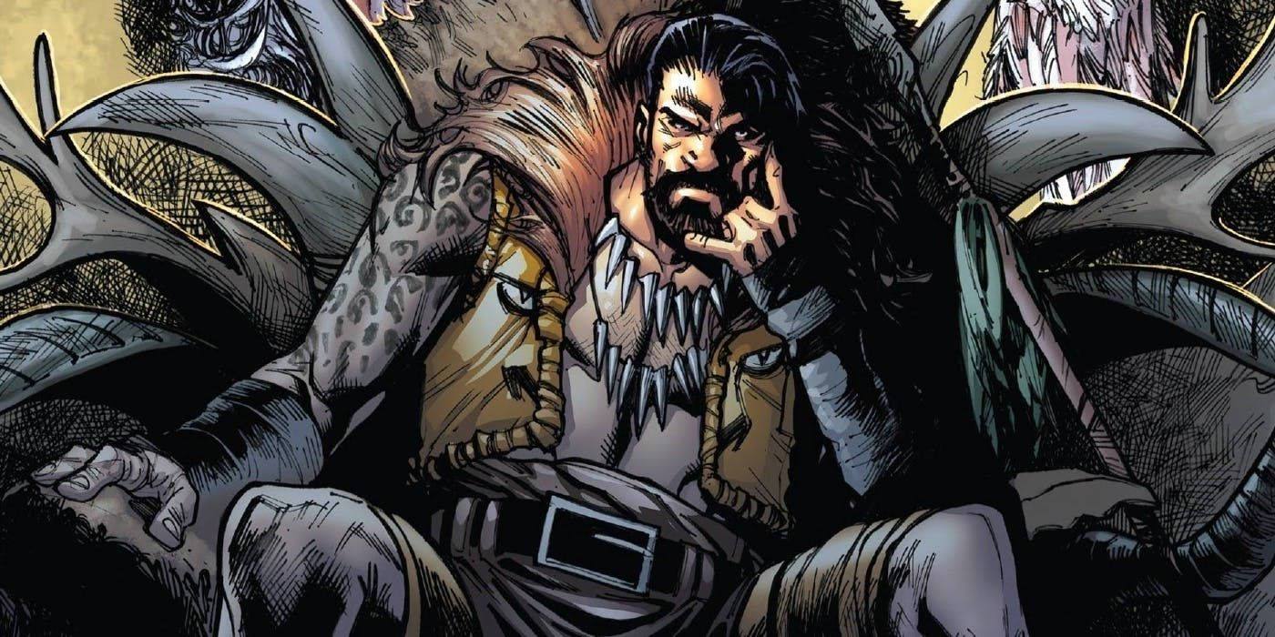 Sony's Kraven the Hunter Marvel Movie Recruits Triple Frontier Director