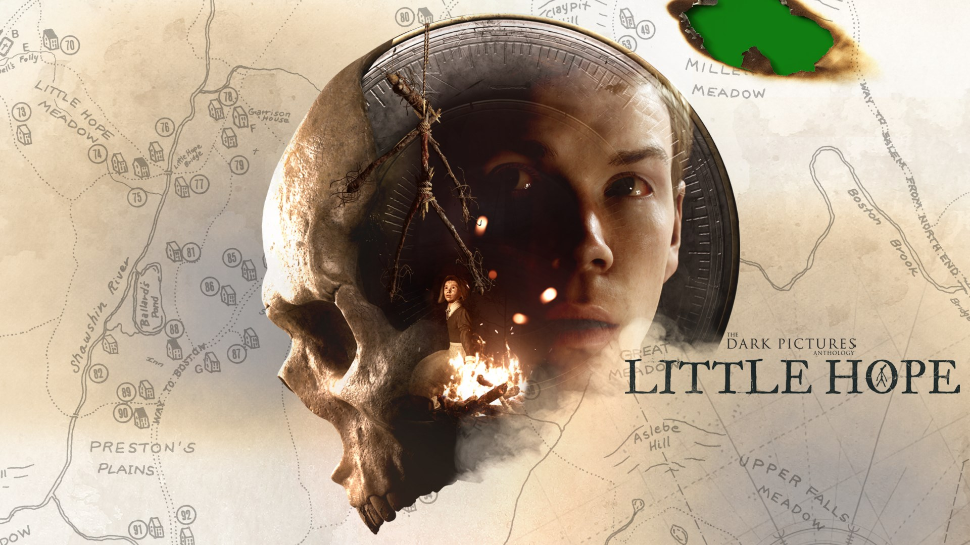 The Dark Pictures Anthology: Little Hope Is Now Available For Digital Pre-order And Pre-download On Xbox One