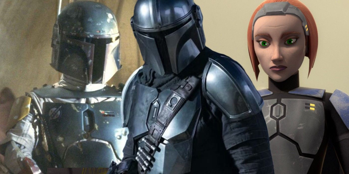 Other Mandalorians Who Can Appear In Season 2 | Screen Rant