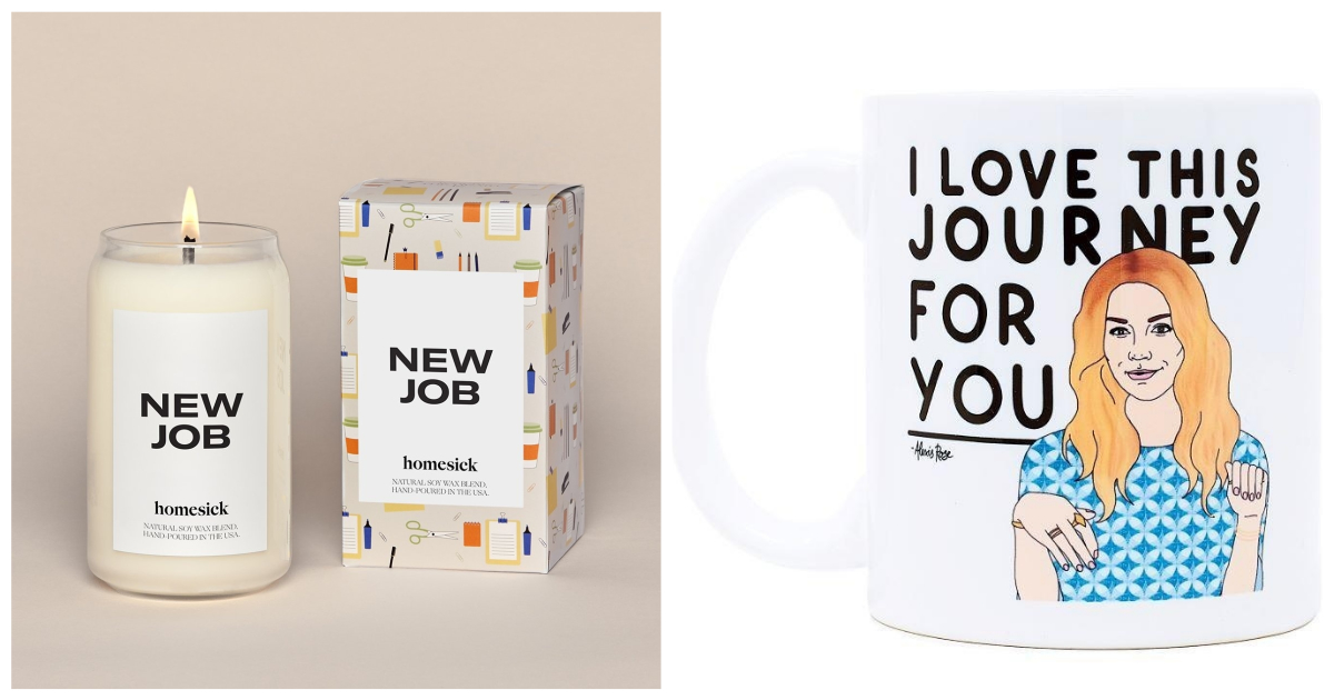 Say Congrats On The New Job With These Great Gift Ideas