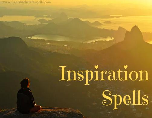 Jun 29, Inspiration Spells