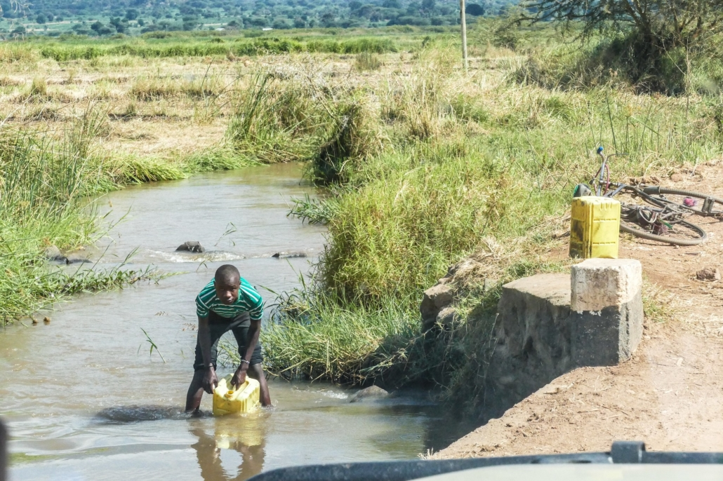 Finding Water Solutions in Tanzania