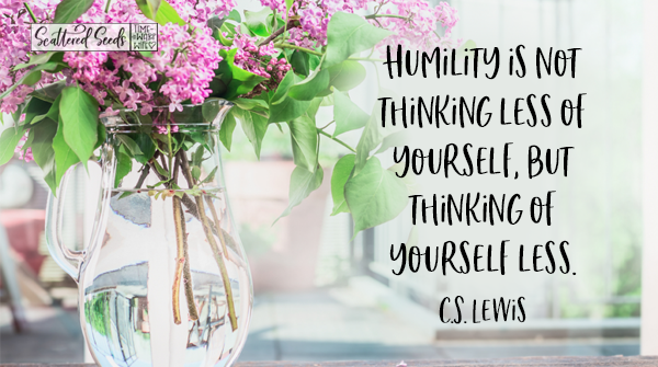 Daily Devotion – Humility Paves a Road Toward Peace