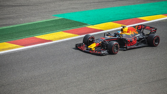 What is the driving force behind Intellectual Property of Formula 1