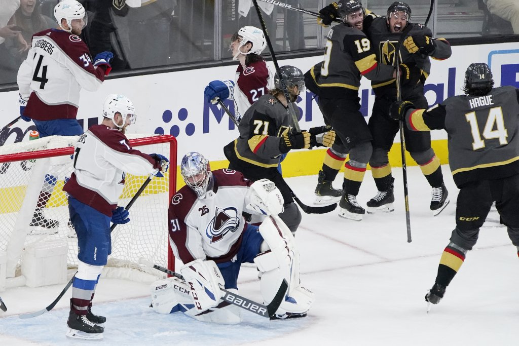 Avalanche vs Golden Knights Game 4 Odds and Best Bets