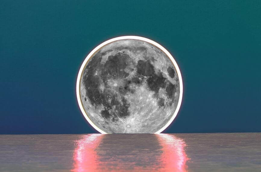 First of Two Aquarius Full Moons in 2021 Ushers Futuristic Vibes