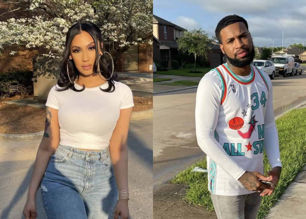 """Chris Sails Apologizes To Queen Naija & Clarence For Previous Issues: """"I Would Never Break Up A Happy Home"""""""