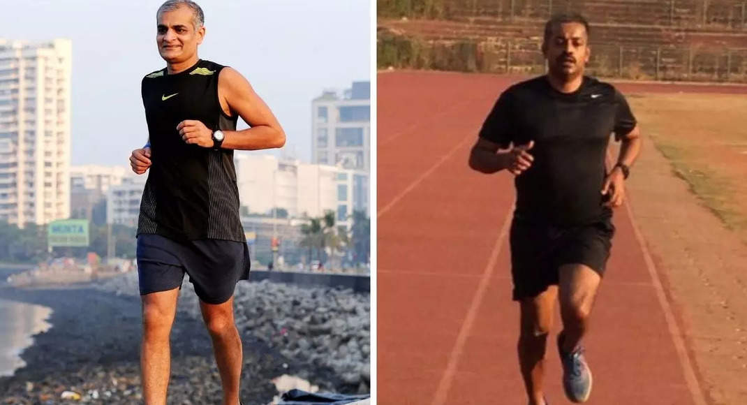 How marathoner Rashesh Shah trained in pandemic